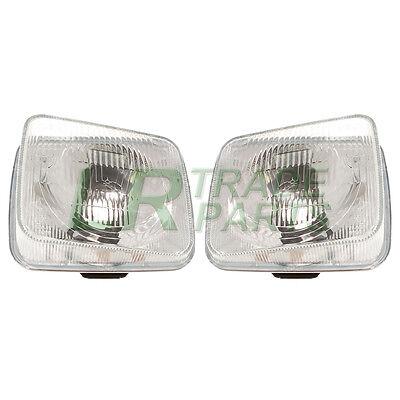 Land Rover Discovery 1 Avant Indicateurs feux Paire 94 /> 98-nouvelles lampes