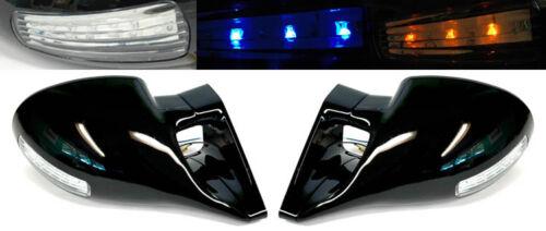 M3 LED Front Manual Door Side Mirrors Pair for Honda Civic CRX /& Integra