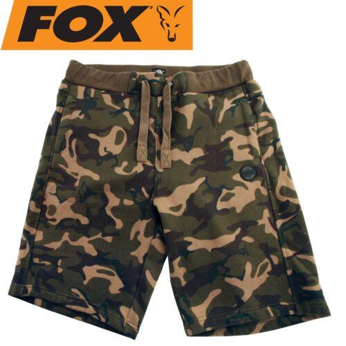 Fox Chunk Camo Jogger Shorts Special Edition Anglerhose Angelshort Angelhose