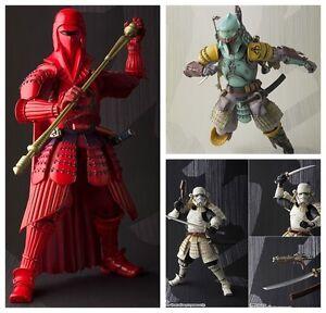 "2019 Star Wars Movie Realization  Japanese Samurai  Action Figure 7/""New in box"