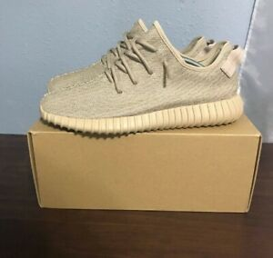 separation shoes 2d770 e9bf9 Details about Adidas Yeezy Boost 350 Oxford Tan V1 Men's Size 11 Authentic