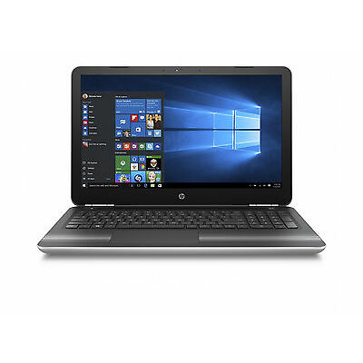 Spiele Notebook HP Pavilion Quad-Core SSD mattes FullHD Display DVD Gaming WLAN