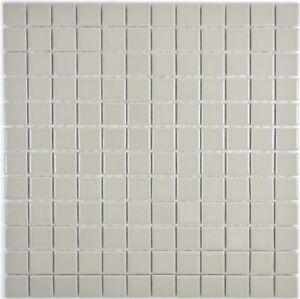 Mosaik-Fliese-Keramik-schlamm-glaenzend-Kueche-Fliesenspiegel-18D-2401-b