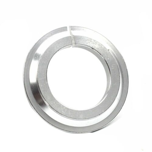 """Bike Crown Race Tapered Steerer Spacer Ring 28.6mm 1 1//8/"""" to 1 1//2/"""" Fork Adapter"""