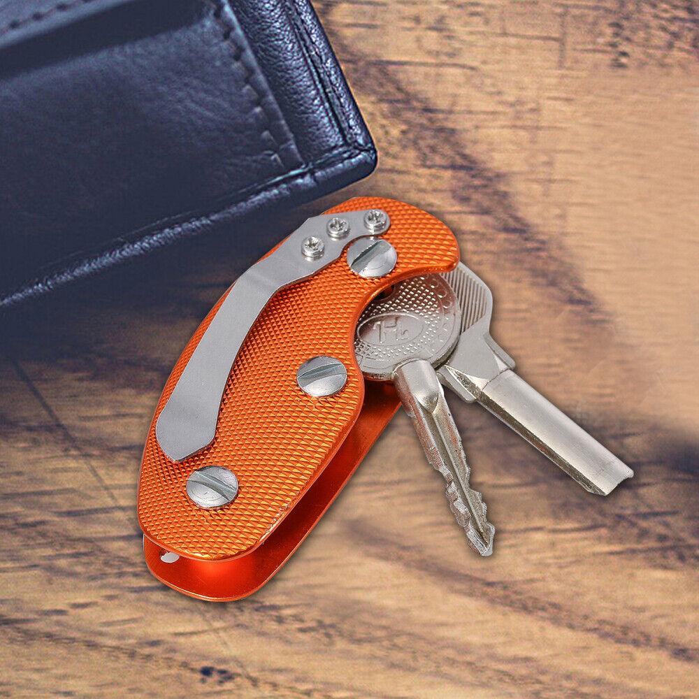 1 PC Key Organizer Innovative Schlüsselanhänger Key Organizer für Outdoor-Reisen