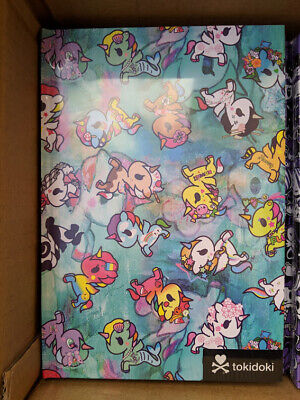 Tokidoki Cotton Candy Dreamin Hardcover Notebook