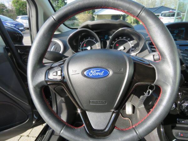 Ford Fiesta 1,0 SCTi 140 Black Edition billede 6