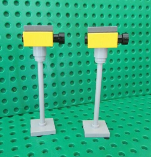 LEGO Speed Traffic Light Cameras For City Town Road
