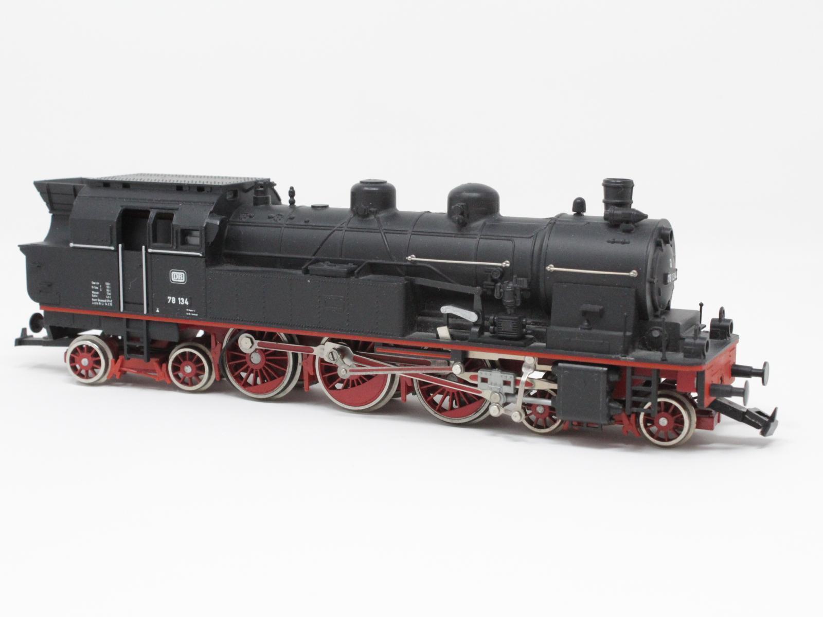 Liliput h0 No. 7803 locomotive BR 78 134 DB [mi3-024]