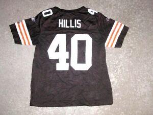 CLEVELAND BROWNS Peyton Hillis football jersey Women's Small   eBay