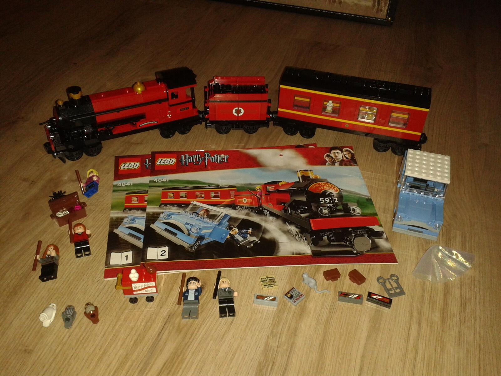 Lego Harry Potter  Hogwarts Express  Nr. 4841   komplett
