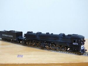 Akane # 600f, Loco Articulée Cab Forward 4 8 2 Type Ac-11 Southern Pacific