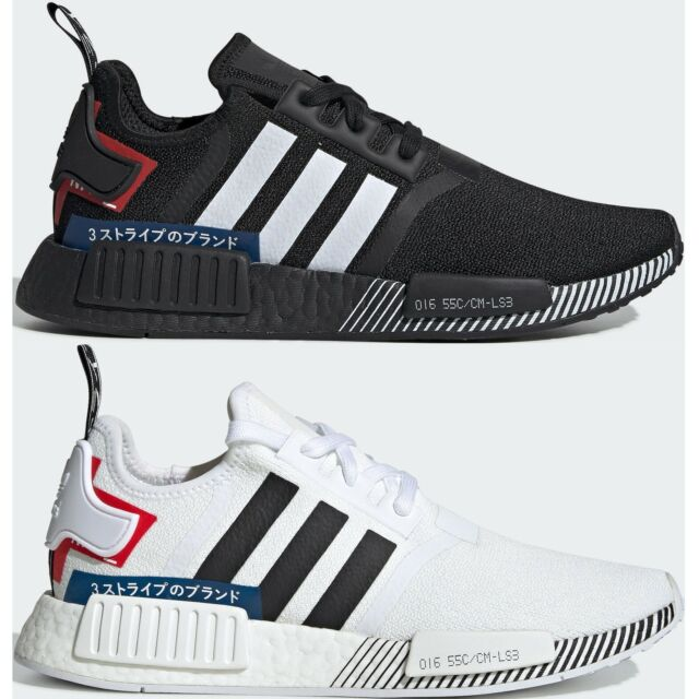 detailed look 7ce70 eb800 adidas Originals NMD R1 MotorCross Men's Shoes Lifestyle Comfy Sneakers