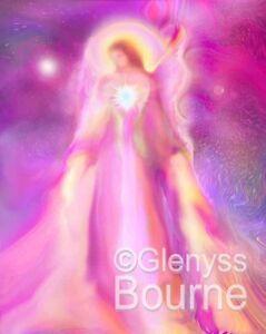 GUARDIAN-ANGEL-ASTARIA-Heavenly-Angel-Art-Signed-Giclee-Print-by-Glenyss-Bourne