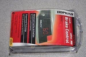 hopkins agility 47294 trailer brake control new ebay rh ebay com