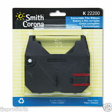 New Genuine Smith Corona KA13 Typewriter Ribbon (2 pack)