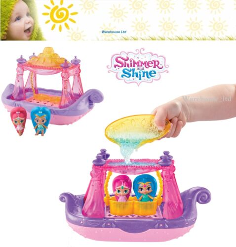 Shimmer and Shine Swing and Splash Genie Boat-Brand New