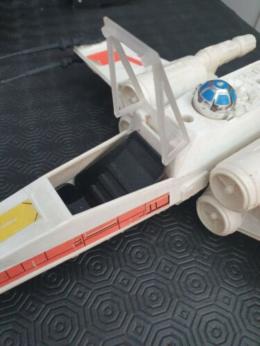 VINTAGE STAR WARS X-Wing cockpit  canopy frame 3D PRINTED Replacement