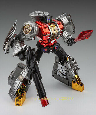 Transformers Gigapower Gp Hq-04r Machine Dinosaurs Silt Plated Edition In Stock