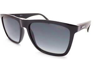 b3412a741c026b CARRERA 5041 S Sunglasses Shiny+ Matte Black  Grey Gradient CAT.3 ...