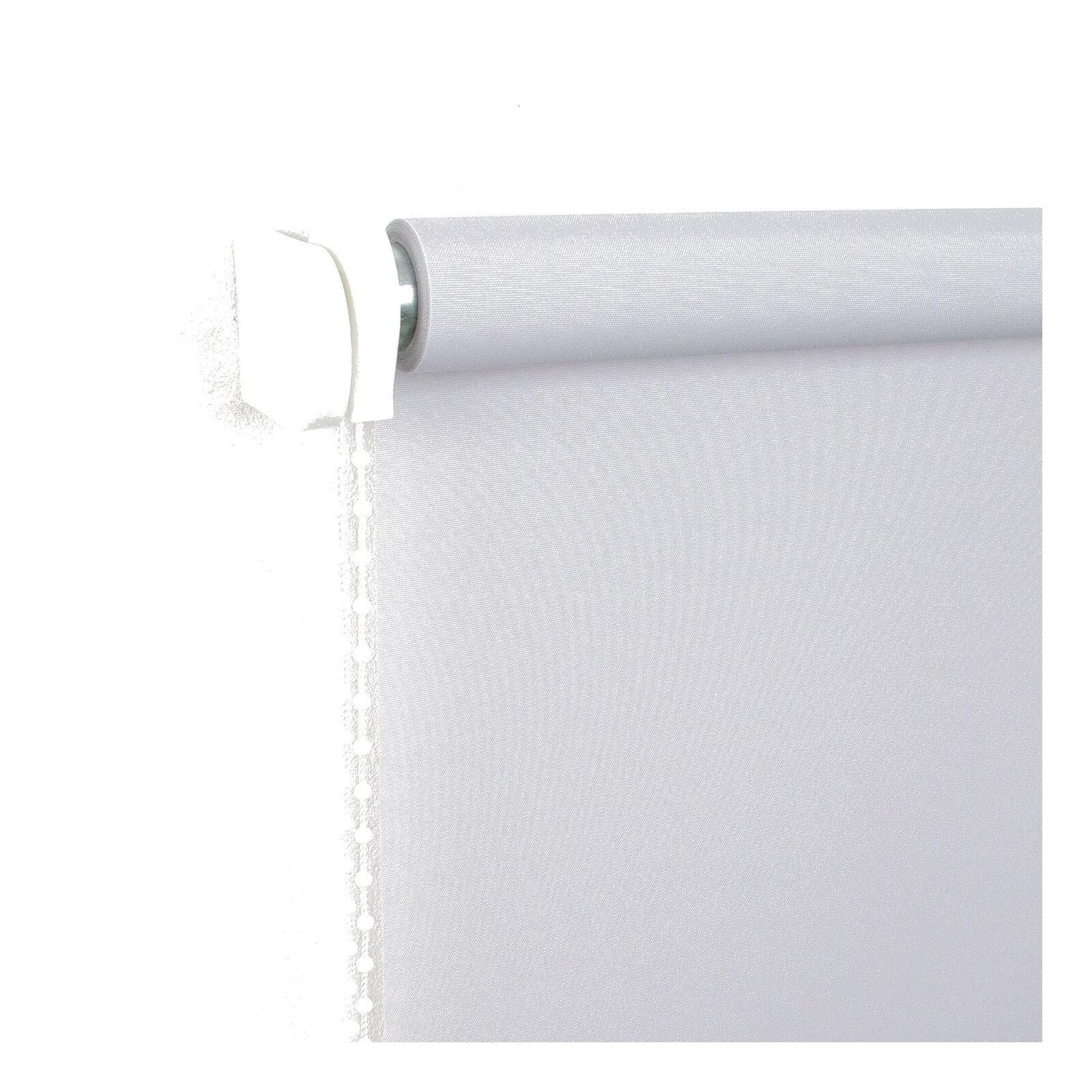 Kettenzugrollo Hellgrau Seitenzugrollo Tür Fensterrollo Sichtschutz Dekoration   Qualitätsprodukte