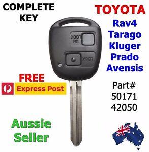 Toyota-Prado-120-RAV4-Kluger-Avensis-Tarago-Remote-key-Transponder-50171