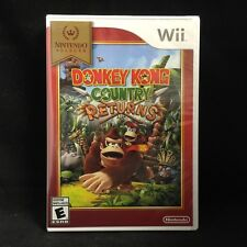 Donkey Kong Country Returns  (Wii) BRAND NEW