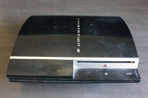 Sony Playstation fat PS3 for parts/repair CECHG01