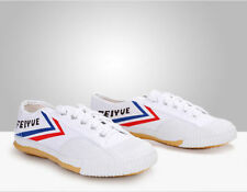 "New Feiyue Original Lo Parkour Wushu Kung Fu Shoes Stock 46 (28"")"