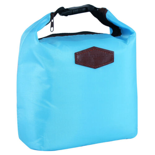 Picnic Insulated Thermal Cooler Lunch Box Portable Carry Tote Buckle Storage Bag