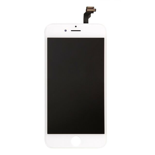 separation shoes 42a5d f34f0 Original Genuine Apple iPhone 6 Plus Black Digitizer LCD Screen Assembly Ear