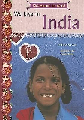 Kids Around the World: We Live in India