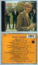"""NINO FERRER """"Le Meilleur De - Satanée Mirza"""" (CD) 1987 NEUF"""