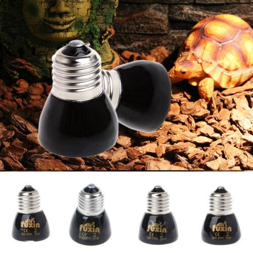 Far Infrared Ceramic Emitter Heating Light Lamp For Pet Reptile Back