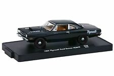 M2 MACHINES AUTO-DRIVERS 1969 PLYMOUTH ROAD RUNNER HEMI DIE CAST CARS TRUCK TOYS