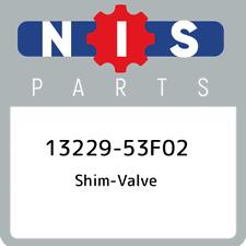 1322953F02 Genuine Nissan SHIM-VALVE 13229-53F02