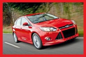 FORD-FOCUS-MK3-III-5-DOOR-FULL-BODY-KIT-ZETEC-S-look-SPOILERS-SKIRTS-NEW