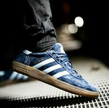 adidas Originals Handball Spezial Sneaker Mens Shoes Blue EE5728 ...