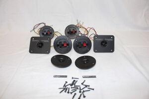 Consumer Electronics Speakers Sincere 2 Pcs Lot Professional Planar Speaker A Transducer Hifi Amt Ribbon Tweeter 8 Ohm