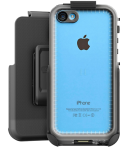 Belt-Clip-Holster-for-Lifeproof-Fre-Nuud-iPhone-5C-or-5s-case-not-included
