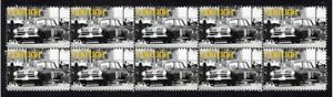 FORD-CORTINA-STRIP-OF-10-MINT-VIGNETTE-STAMPS-4