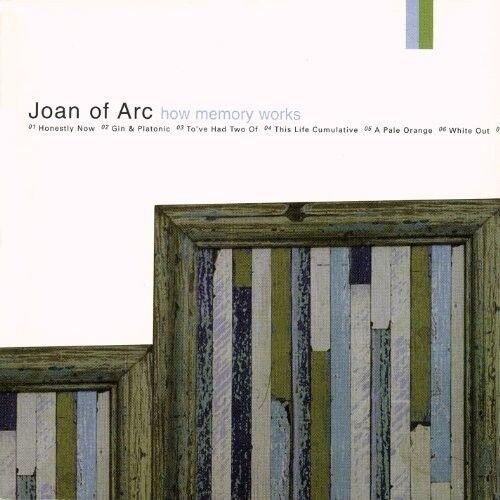 Joan of Arc - How Memory Works [New Vinyl LP] 180 Gram