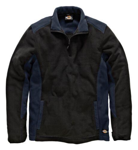 Dickies Fleece-Pulli Industry marine schwarz Größe XXXL JW7011 NVB 3XL
