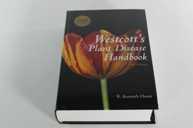 Westcott's plant disease handbook 6th edition book A4