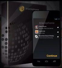 Brand New Blackphone bp1-16gb 4g LTE Smartphone Sbloccato in silenzio CERCHIO privateos