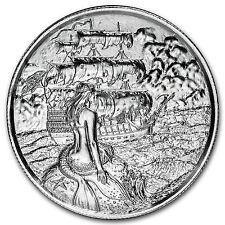 2 oz Silver Round - The Siren - SKU #92471