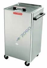 Chattanooga 2302 Hydrocollator Mobile SS-2 Includes w/ 8 Standard Hot Pacs