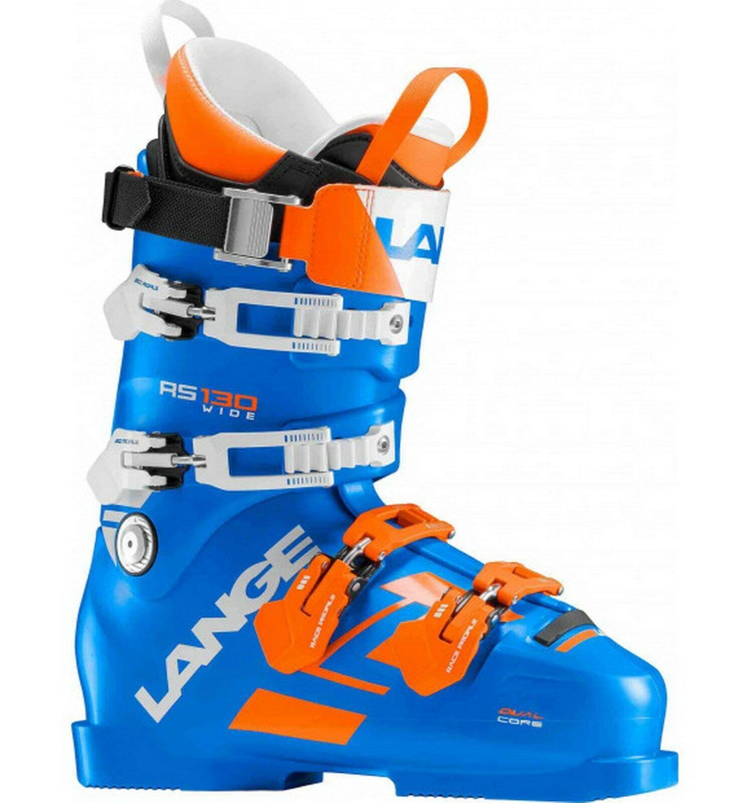 LANGE Herren Skistiefel RS 130 Wide Skischuh Lange NEU