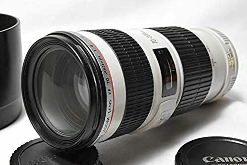 Canon EF 70-200mm F4 L IS USM Telephoto Zoom Lens Excellent from Japan F/S