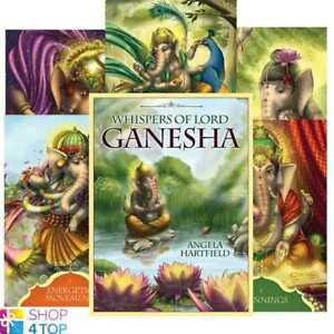 Whispers-Of-Lord-Ganesha-Oracle-Geheimlehre-Blue-Angel-New